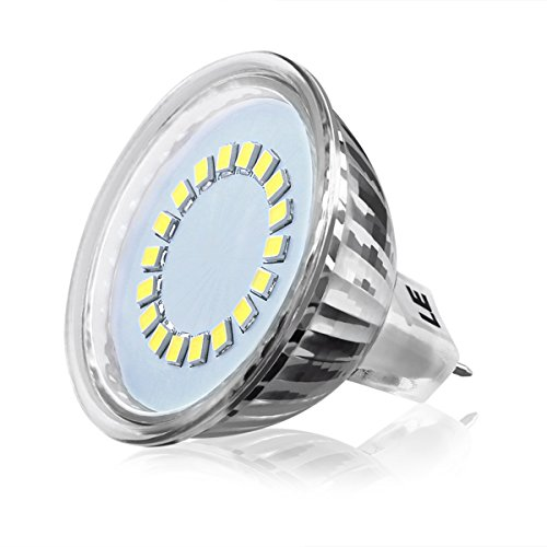 le 3 5w mr16 gu5 3 led bulbs not dimmable 35w halogen bulbs import it all. Black Bedroom Furniture Sets. Home Design Ideas
