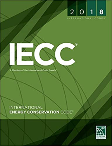 2018 International Energy Conservation Code Turbo Tabs, Soft Cover Version 1st Edition