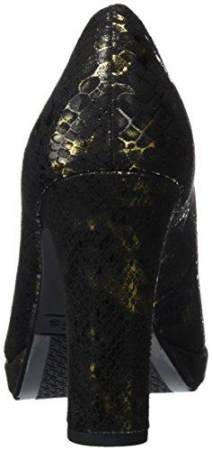 Noir 22435 Strcomb Escarpins Tamaris black Femme qFBwzO