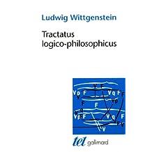 TRACTATUS LOGICO PHILOSOPHICUS NOUV.ÉDITION