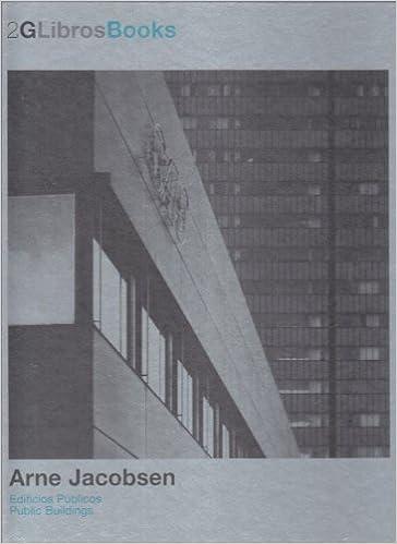 Foro de descarga gratuita de libros. 2G Libros. Arne Jacobsen: Edificios públicos: Public Buildings (2G Books) en español