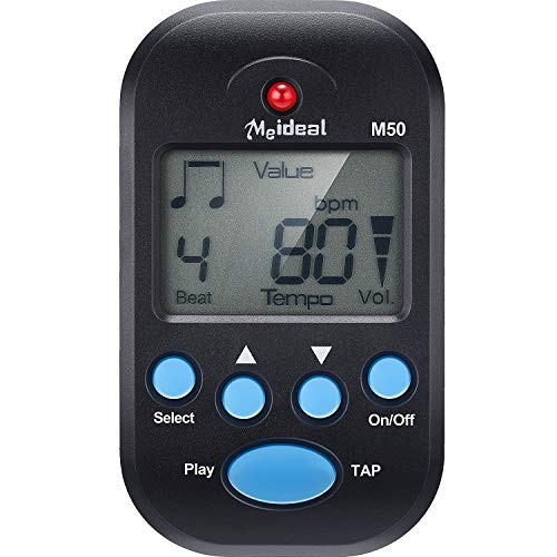 Mini Digital Metronome Multifunctional
