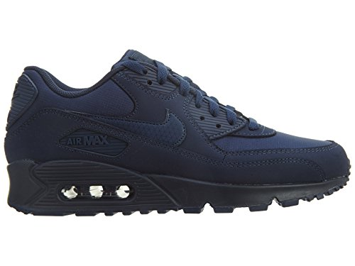 Nike Herren Air Max 90 Essential Laufschuh Navy blau