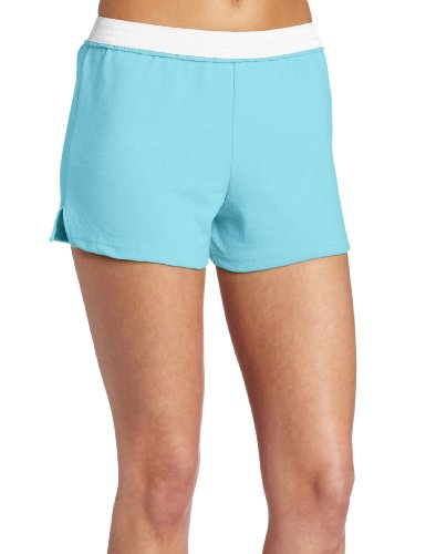 - Soffe Juniors Athletic Short, Lt. Turquoise, Large