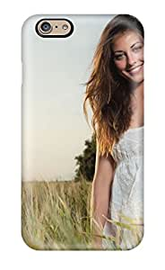 Iphone 6 Girl In A Field Print High Quality Frame Cases Covers