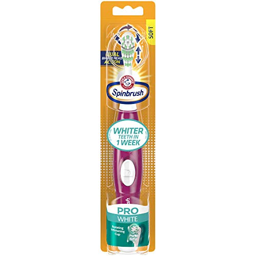 Most bought Battery Powered Toothbrushes
