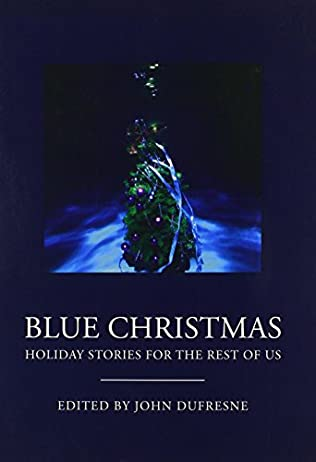 book cover of Blue Christmas