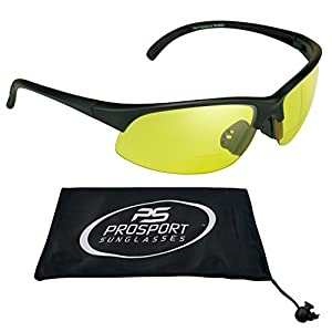 Sport bifocal yellow sunglasses Night Vision