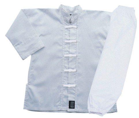 White Complete Kung Fu Uniform Size 1