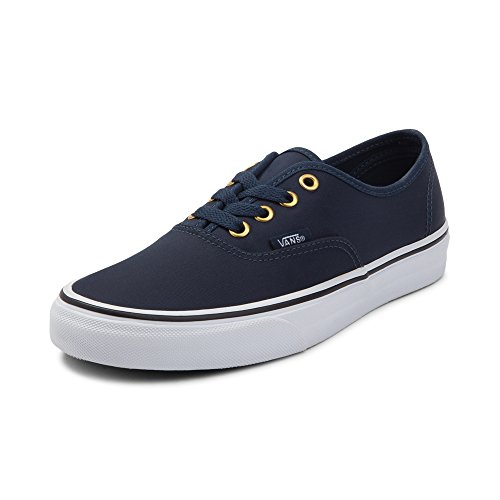 Vans Authentieke Skate Schoen (heren 8 / Dames 9.5, Authentieke Marine 7117)
