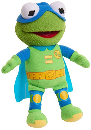 Muppet Babies Plush Figure - The Froginizer Kermit