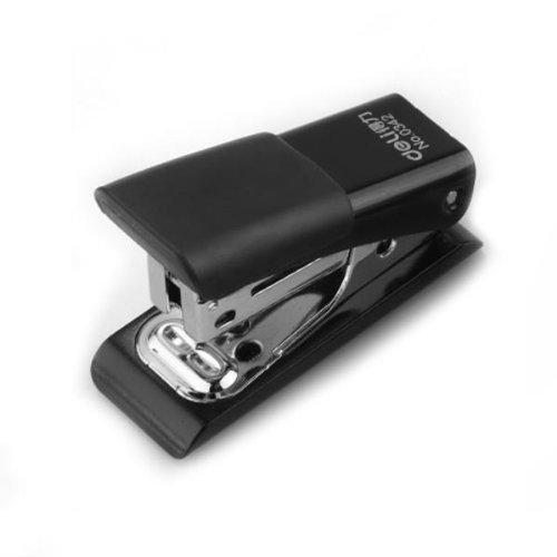 Hefter Mini Heftgerät 2-12 Blätter Heftleistung 65x25x43mm Stabil Langlebig Mode