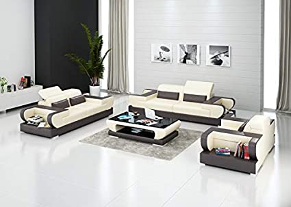 Amazon.com: AZBoutique Mixed Color Modern Sectional Living ...