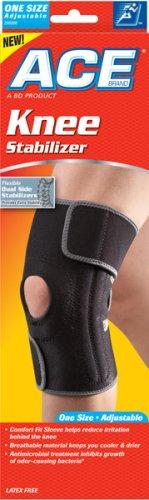 Ace Knee Stabilizer w/Side Supp Adjust 1 ea
