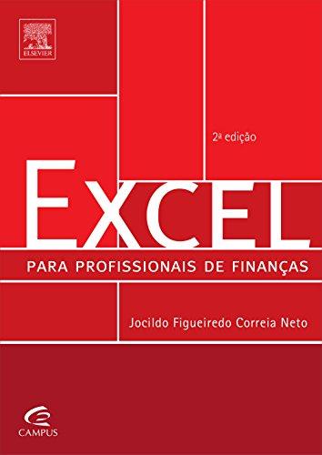 Excel Para Profissionais de Finanças