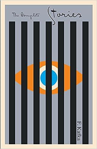 Amazon com: Franz Kafka: The Complete Stories (9780805210552