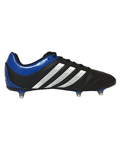 Adidas R15TRX SG Rugby-Schuhe Schwarz / Blau / Weiß