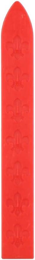 negro Sellado tradicional hecha a mano palillo de Cartas sello Vela de fusi/ón Postales Arte retro del Fuego Pintura Sellado Sellos