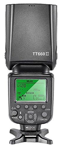NEEWER スピードライド NW TT660 II 標準ホットシュー適用の商品画像