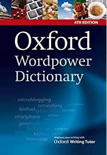 từ điển Oxford Wordpower Dictionary