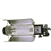 Lowel Tota-light, Quartz Halogen Broad Light with 750 watt, 120 volt EMD Lamp