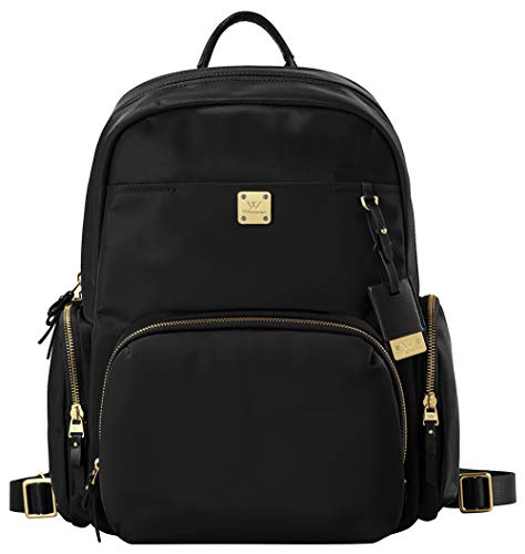 Wolfrealm Business Backpack Laptop Backpack Purse for Women...