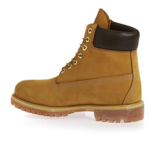 Timberland Mens Timberland Icon 6 Premium Boot 7.5 Grano