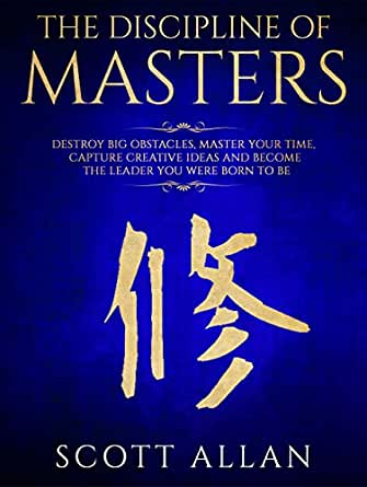 The discipline of masters destroy big obstacles master your time kindle price 099 fandeluxe Gallery