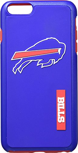 NFL Buffalo Bills IPhone 6 Plus Dual Hybrid Case (2 Piece), Blue