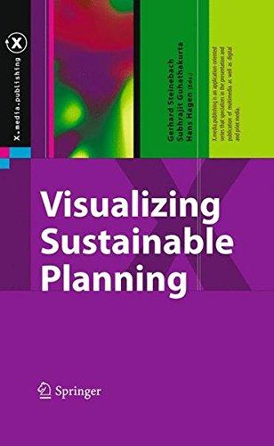 Visualizing Sustainable Planning (X.media.publishing) by Brand: Springer