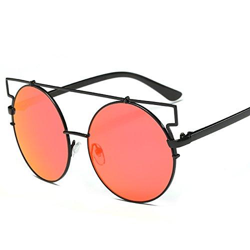 SilverFrameIceBluePiece Retro Estilo Gafas De Sol Sol Populares Clásicas Nuevas De De Gafas VEHIIH Moda De Blackframeredmercury Unisex Zf0nBWOq