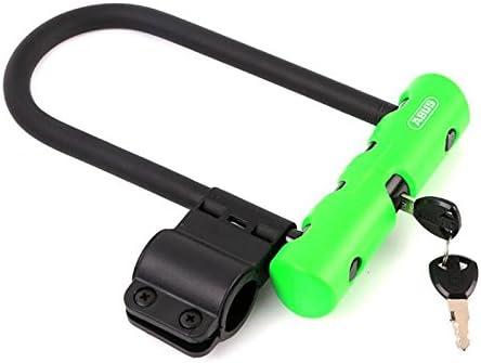 ShopSquare64 Abus Ultra 410 - Candado antirrobo para Bicicleta y ...