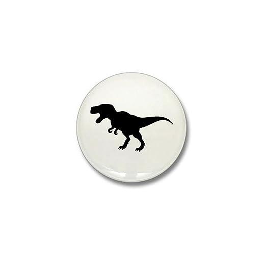 a4f79672302dff Amazon.com  CafePress Dinosaur T-Rex Mini Button 1