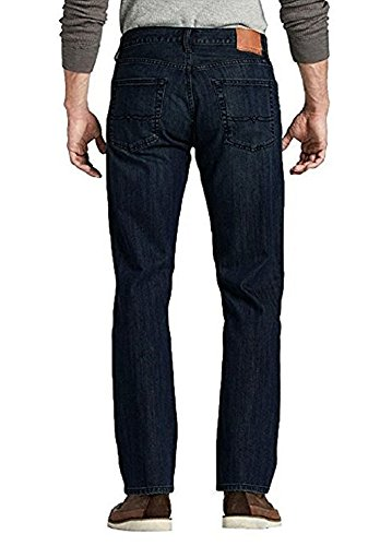 Lucky Brand Jeans 221 Original Straight (34x32, Twin Lakes)