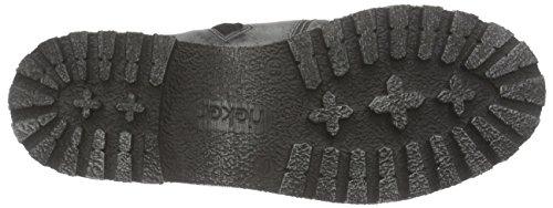 Rieker Kinder K1592 Mädchen Combat Boots Grau (asphalt/granit / 45)