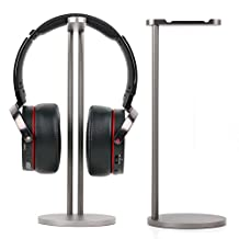 Collapsible Metal Headphone / Headset Desk Stand / Holder for the AKG K812 PRO - by DURAGADGET