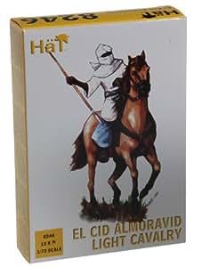 Hat Industrie 1/72 El Cid Almoravid Light Cavalry # 8246 by Hat Industrie