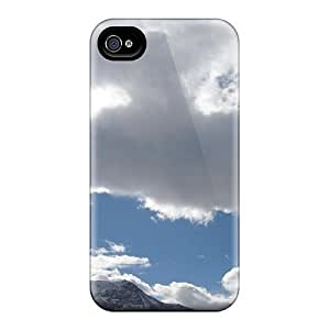 Series Skin For Ipod Touch 5 Case Cover (mountains The Sky)