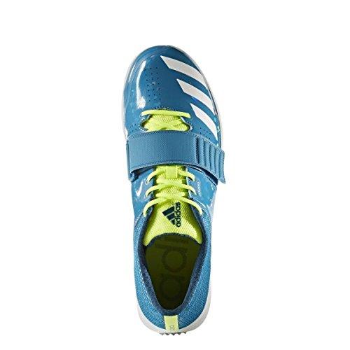 adidas Adizero Hj, Scarpe da Running Unisex – Adulto Vari Colori (Petmis / Ftwbla / Petnoc)