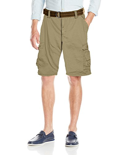 UPC 083624364321, Lee Men's Dungarees New Belted Wyoming Cargo Short, Buff, 42