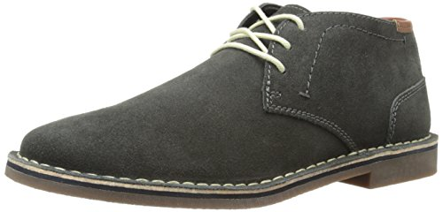 - Kenneth Cole REACTION Men's Desert Wind, Dark Grey, 10 M US