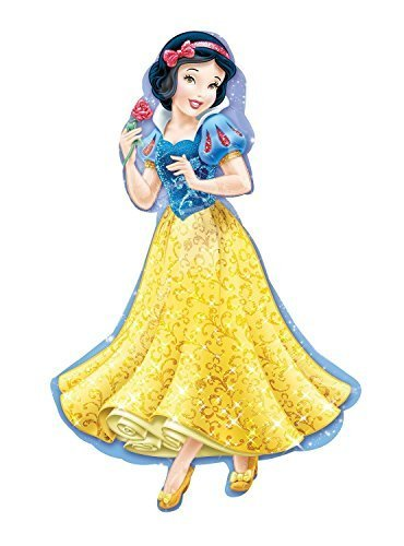 - By Broward Balloons Disney Princess Snow White (New Design) Supershape 37 Inch Foil Balloon