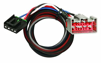 amazon com tekonsha 3034 p brake control wiring adapter for ford rh amazon com Automotive Wiring Harness Connectors 4 Wire Connector Automotive