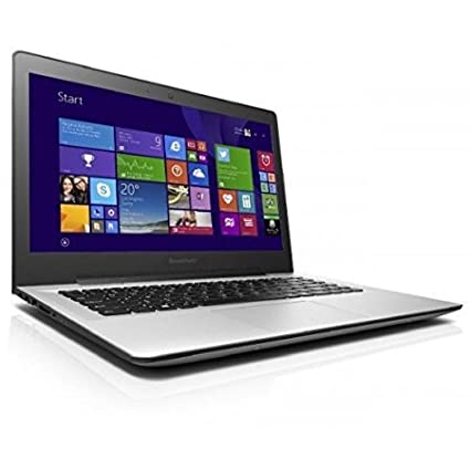 Lenovo U41-70 80JV00HKIN 14-inch Laptop (Core i3 5020U/4GB/1TB/Windows 8.1/Integrated Graphics), Silver Laptops at amazon