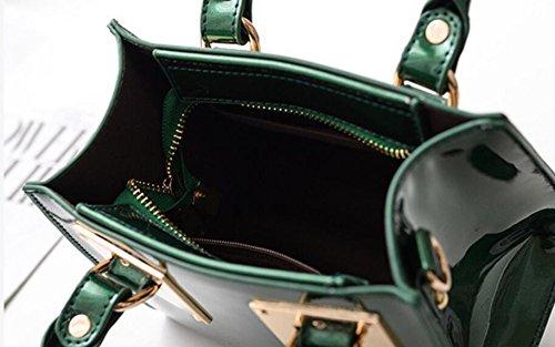 Mode Green Petit Sac Carré Main Coréenne Sac La À Meaeo Gueules Sac Nouveau Sac De L'Inclinaison D'Épaule Rq1xB5xwa