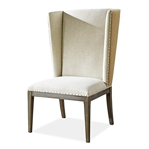 Beaumont Lane Host Dining Side Chair in Brown Eyed Girl