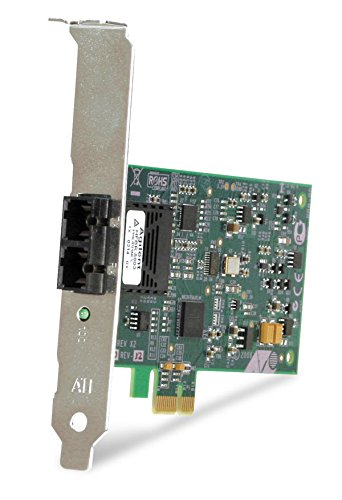 100BFX Sc Fiber Pci Express Adapter Card Tac from Allied Telesis