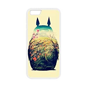 Unique Vase White Stylish Cover Case For Iphone 6 Plus (5.5inch) with high-quality Plastic in DDJK CASE