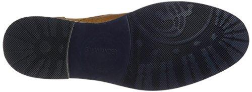 Salamander Vasco, Zapatos de Cordones Derby para Hombre Marrón (Cognac)