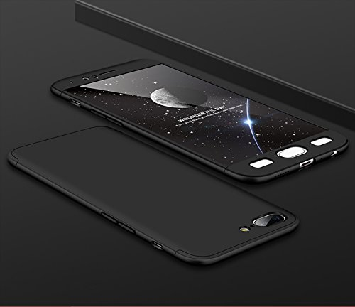 best deals on 189c6 f9fd5 Double Dip Full Protection GKK Back Cover Case for Oneplus 5 / One Plus 5 -  Black